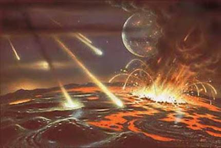 後期重爆撃時代