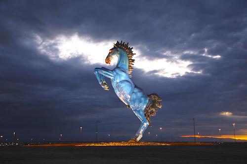 Mustang-denver