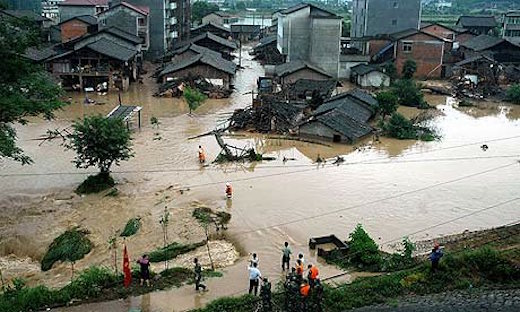 flood-Jiangxi