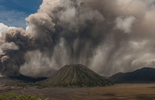 volcano-bromo