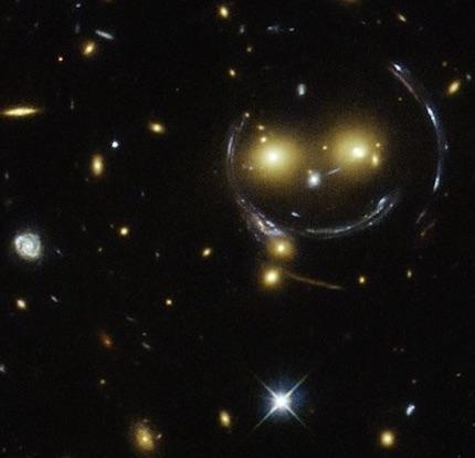 smiley-cosmic-scene