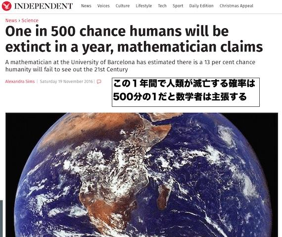 human-extinction