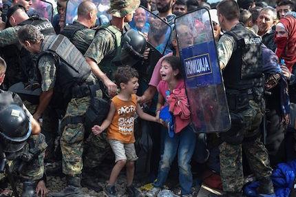Migrants-children