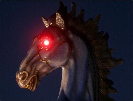 denver-horse eyes