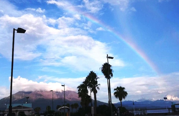sakurajima-rainbow