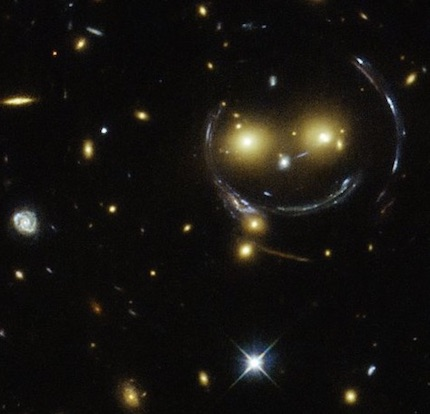 smiley-cosmic-scene