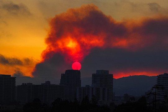 california-red-sun